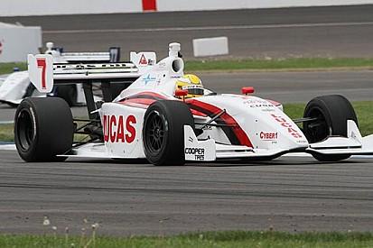 Prima vittoria in Indy Lights per Luiz Razia