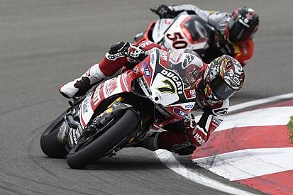 Davies si gode il doppio podio conquistato ad Imola