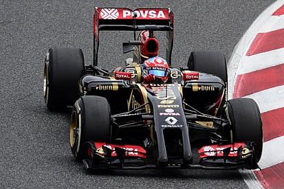 Grosjean regala i primi punti del 2014 alla Lotus
