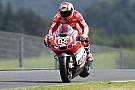 Prove di set-up positive per la Ducati al Mugello