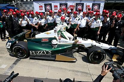 Ed Carpenter di nuovo in pole alla Indianapolis 500