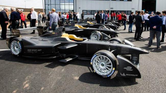 Wirth diventa partner della Andretti Autosport