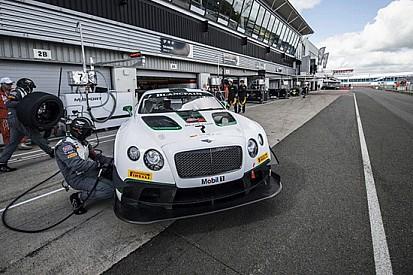 La Bentley trionfa a Silverstone!