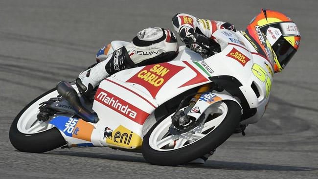 Il Team Italia ritrova Andrea Locatelli al Mugello