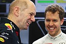 E la Honda vuole Newey, Vettel e anche Horner!