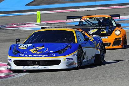 Ombra Racing sul podio del VdeV al Paul Ricard