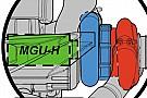 Ferrari: la MGU-H non è fra compressore e turbo
