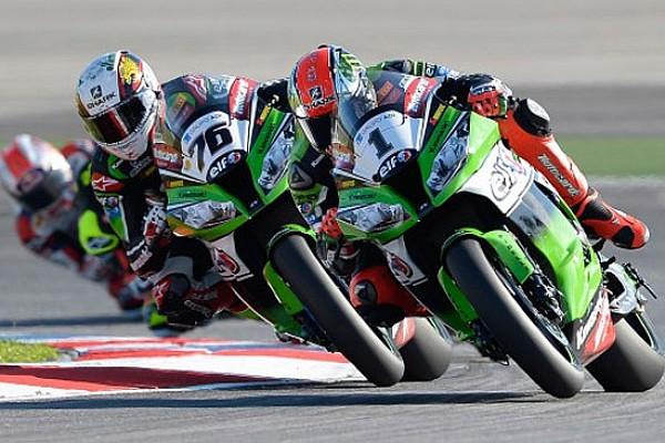 Loris Baz si scusa con la Kawasaki per gara 1