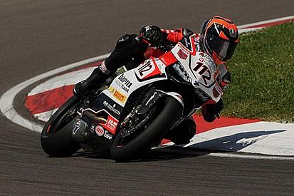 Ivan Goi wild card sulla Ducati di Barni a Misano