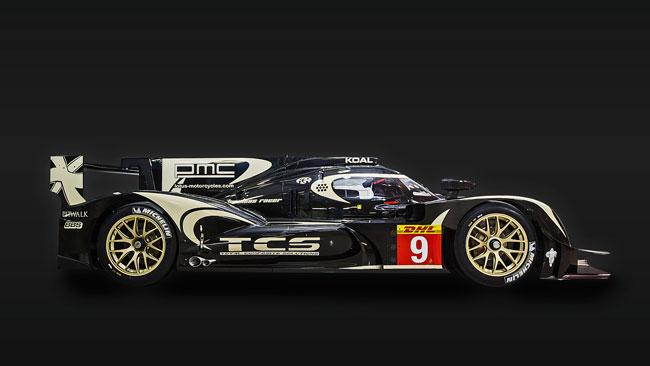 Presentata a Le Mans la Lotus LMP P1/01