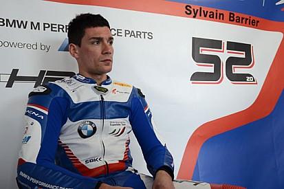 Finalmente Barrier torna sulla sua BMW a Misano