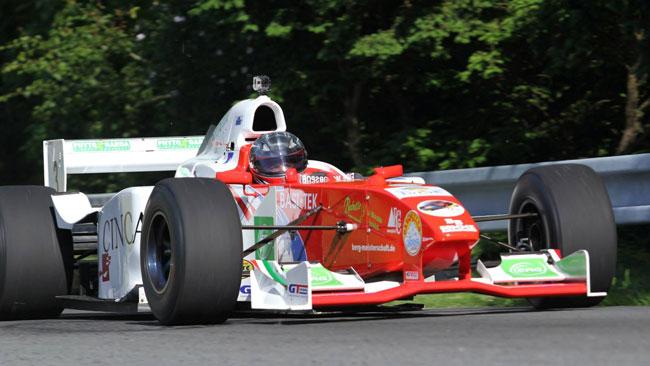 Fausto Bormolini ancora sul podio nel CEM