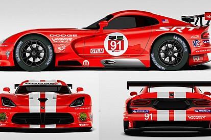 La Viper torna Dodge e vuole Le Mans nel 2015