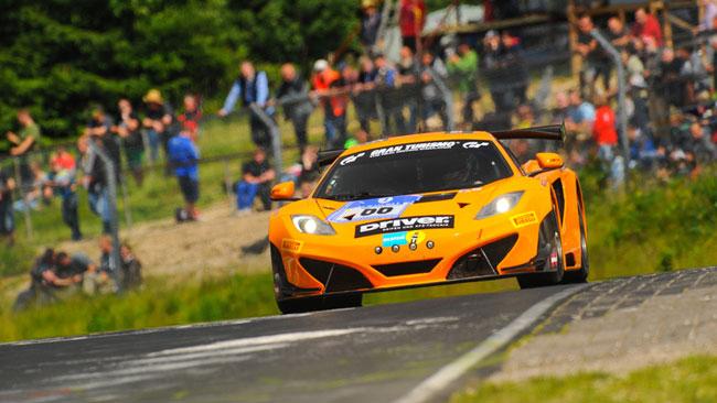 24 Ore del Nurburgring: McLaren in pole con Estre