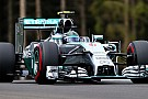 Rosberg nella doppietta delle Mercedes in Austria