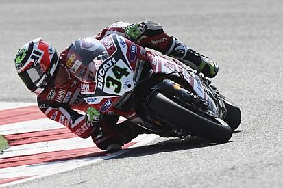 Bilancio deludente per la Ducati a Misano