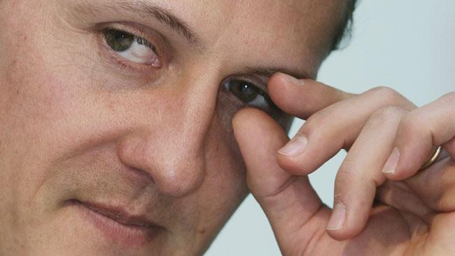 Rubata la cartella clinica di Schumacher a Grenoble