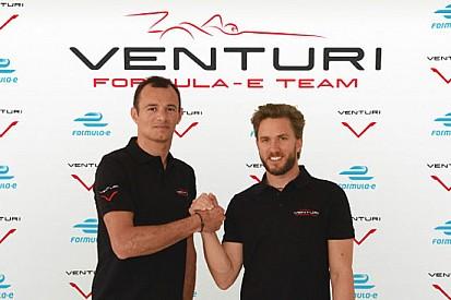 Heidfeld e Sarrazin in Formula E con la Venturi