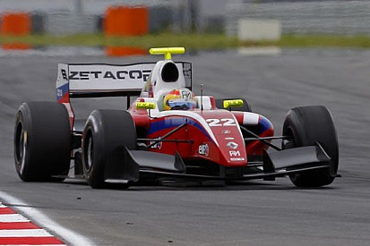 Roberto Merhi fa sua Gara 2 a Volokolamsk