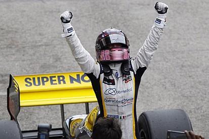 Michela Cerruti in Formula E con il team di Trulli