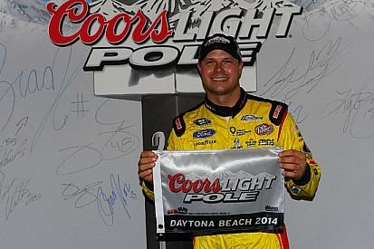 Pole a sorpresa di David Gilliland a Daytona