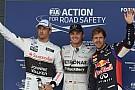 Rosberg arpiona la pole a Silverstone con le slick