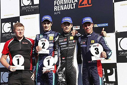 Prima vittoria di Leclerc a Monza