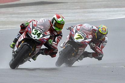 Il doppio podio mancava dal 2012 alla Ducati