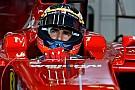 Ecco De La Rosa nella Ferrari F14 T