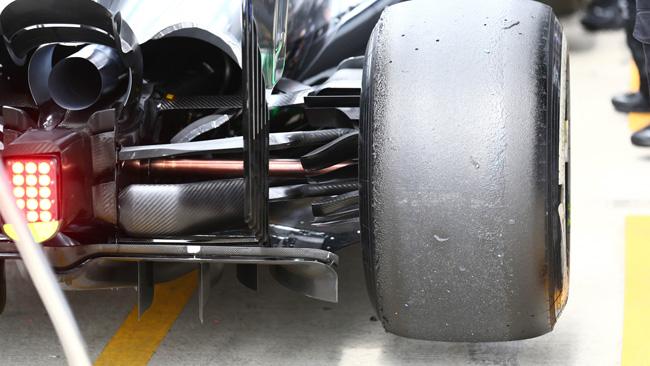 La McLaren sta ottimizzando la mezza tapparella