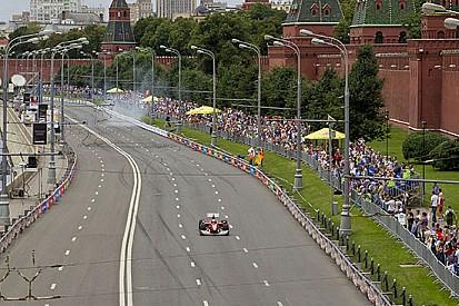 La Ferrari torna a Mosca con la F60 e Marc Gené