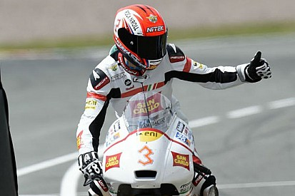 Prima volta nella top ten per Matteo Ferrari