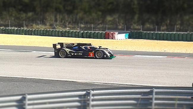 Prima uscita positiva per la Lotus P1/01 a Monteblanco