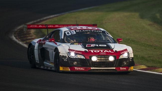 24 Ore di Spa, 17° Ora: prosegue la lotta Audi-BMW
