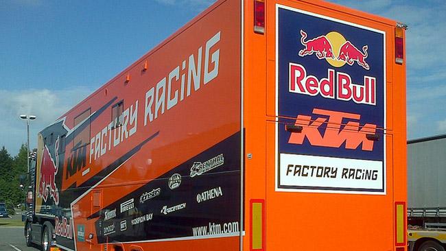 La KTM vuole entrare in MotoGp nel 2017!