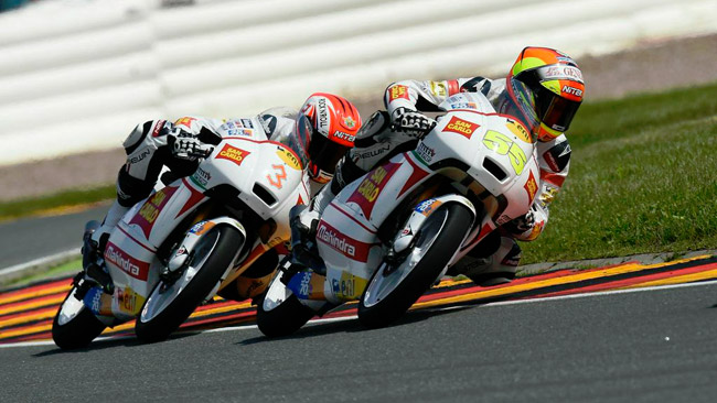 Il Team Italia vuole continuare la crescita ad Indy