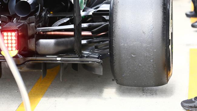 McLaren: nuovo fondo a Spa pensando al 2015