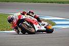 Indianapolis, Libere 4: Marquez prenota la pole