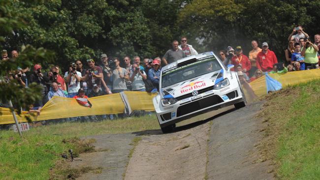 Germania, PS2: sempre Ogier guida tre Polo R WRC