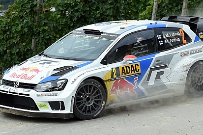 Germania, PS11: Latvala ora fa il largo