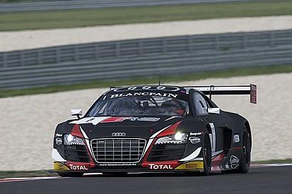 La Qualifying Race a Vanthoor-Ramos