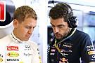 Vettel cambierà l'ingegnere di pista in Red Bull