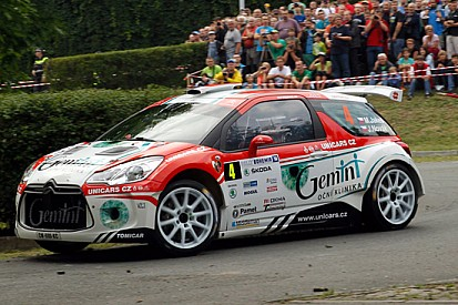Jakeš vuole migliorare grazie alla Citroën DS3 R5