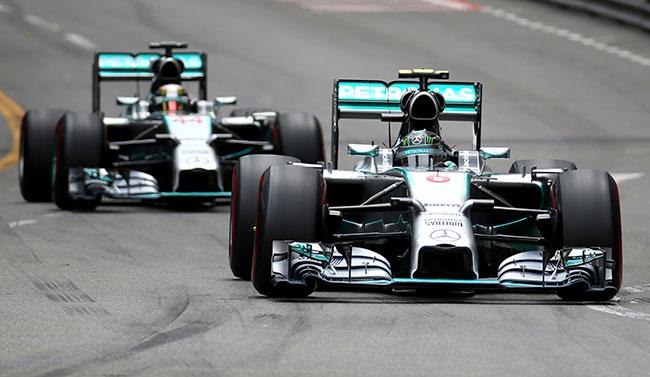 Rosberg e Hamilton restano liberi di battagliare