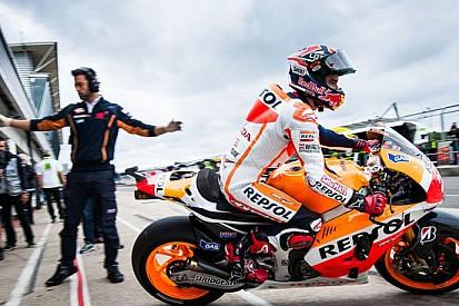 Silverstone, Warm-Up: Marquez si conferma ancora