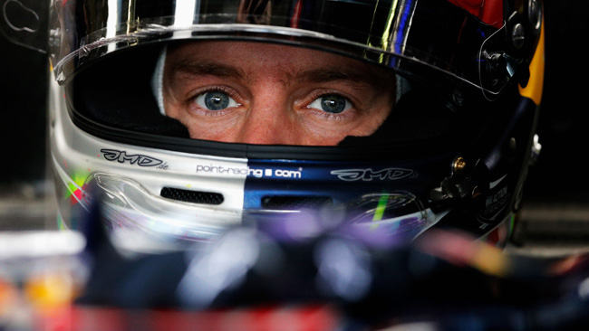 Vettel guadagna tempo con la McLaren-Honda