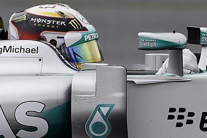 Monza, Libere 1: Hamilton svetta, Alonso quarto
