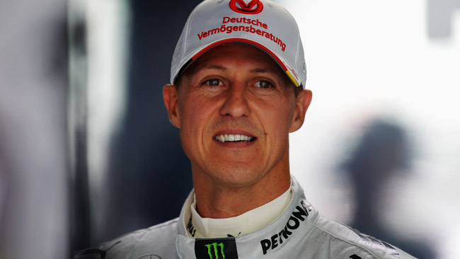 Schumacher torna a casa: c'è la conferma della Kehm