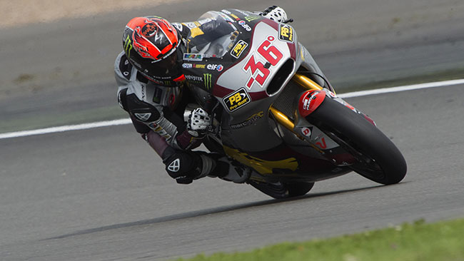 Misano, Qualifiche: Kallio in pole, Rabat 2°