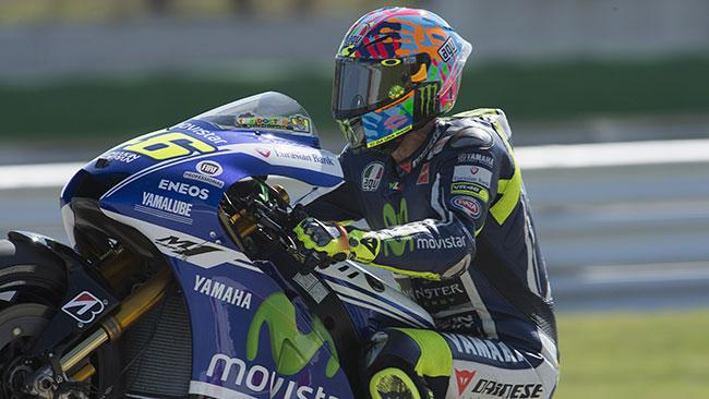 Valentino e la Yamaha tornano grandi a Misano!